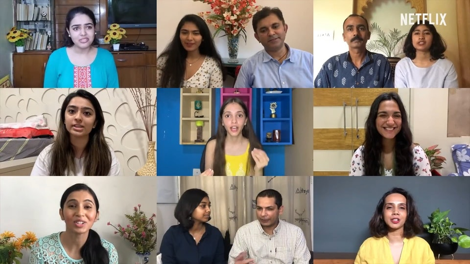 Pankaj Tripathi's Reaction Inspires Fans  Gunjan Saxena  You're Just A Story Away  Netflix India