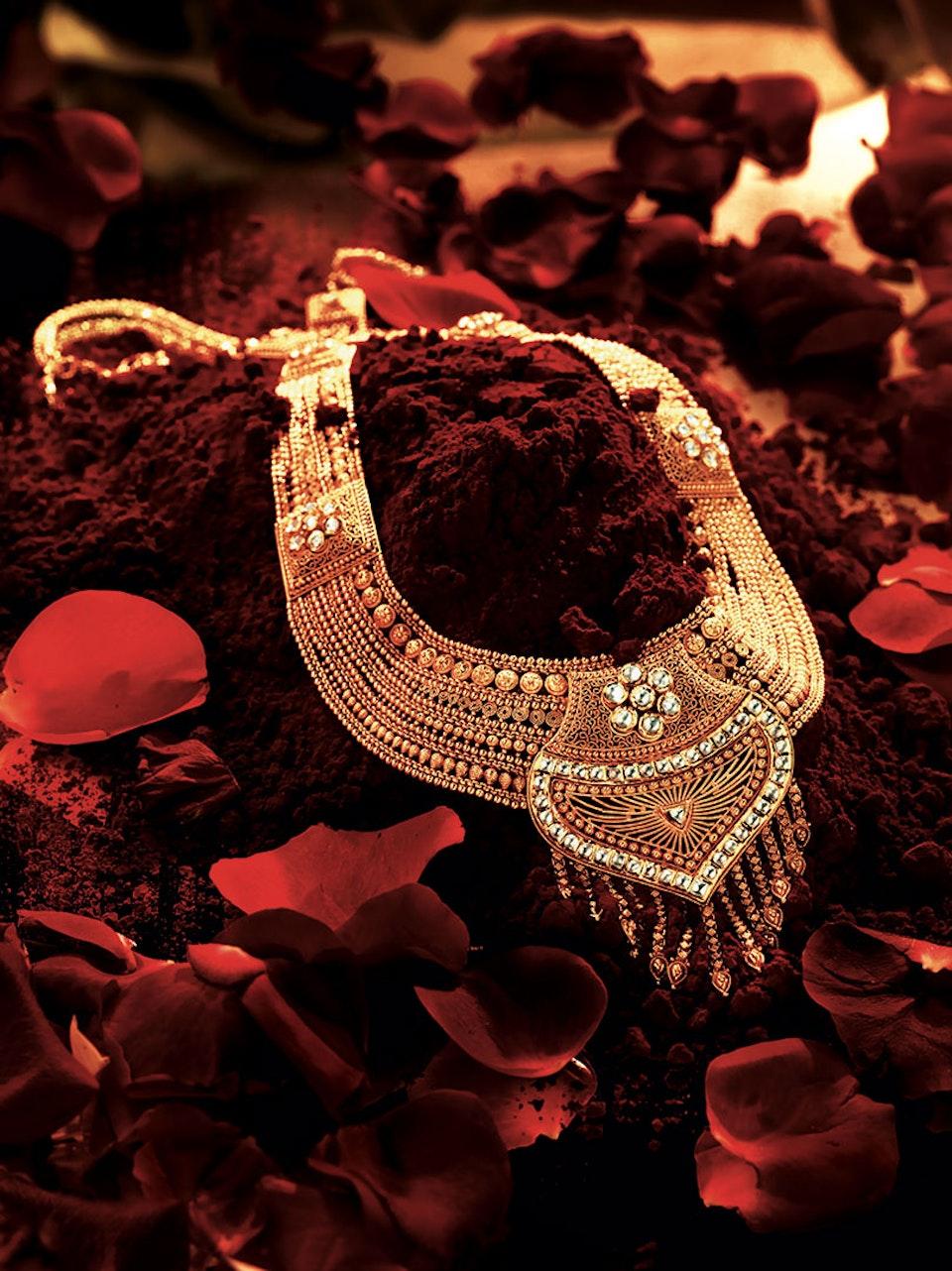 Tanishq Wedding - Product Shots