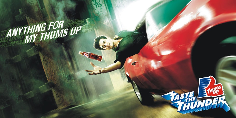 Thums Up - Akshay Kumar + Mahesh Babu