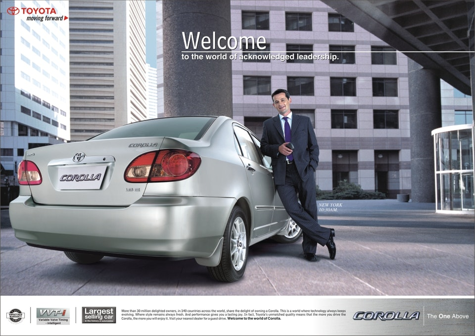 Toyota Corolla - Performance