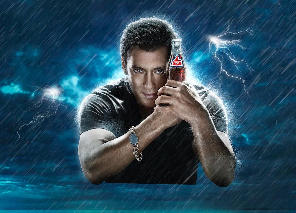 Thums Up - Salman khan