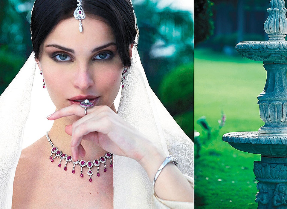 Tanishq - Colours of Royalty