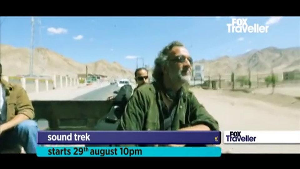 Fox Traveller - Sound Trek Promo Video