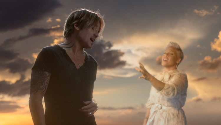 Keith Urban x Pink   One Too Many