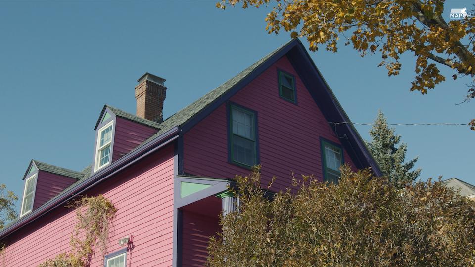 Mariona Lloreta - At Home in Boston (Documentary, 2021)