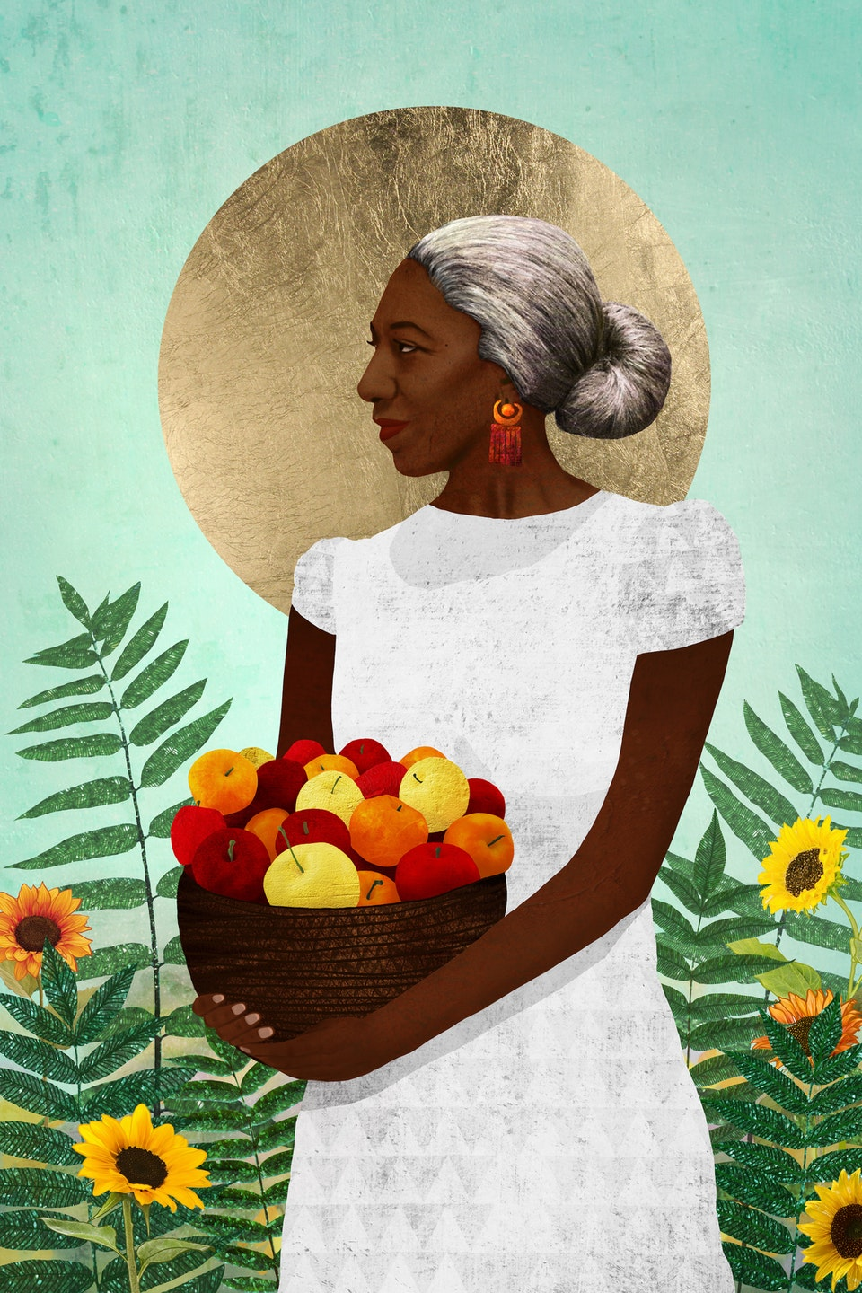 PAINTING - Edna Lewis
