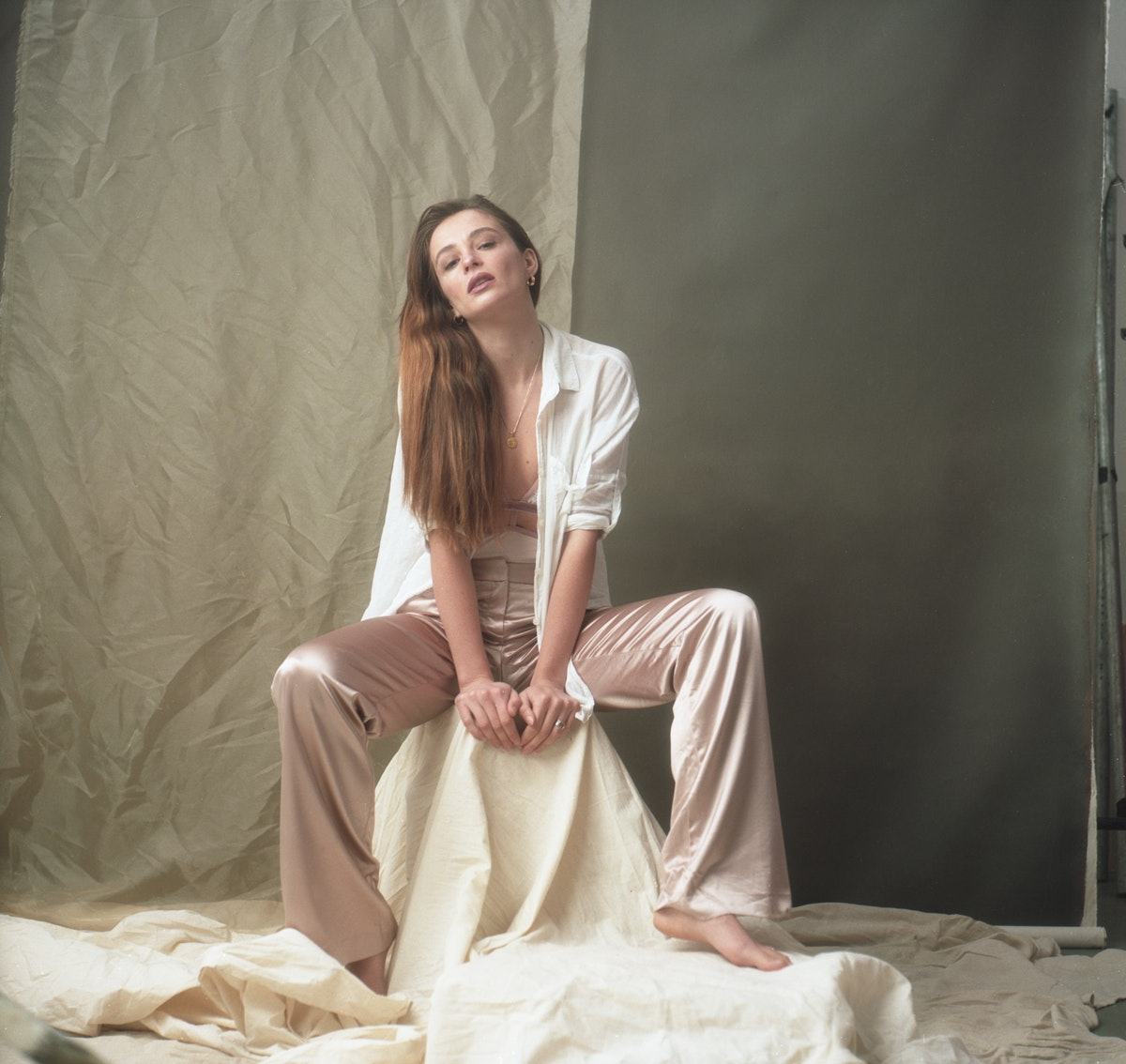 TESS PORTRAITS - IN OUR SKIN
