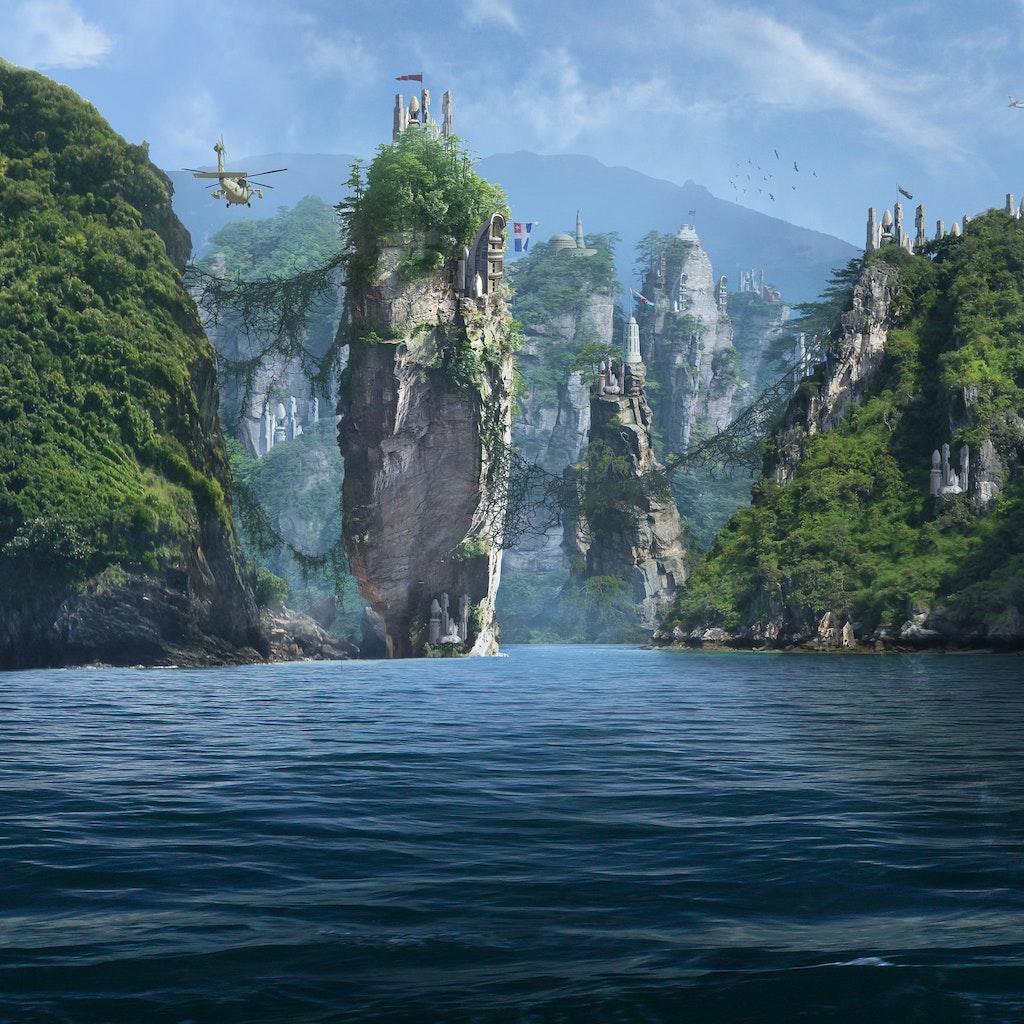 The Forgotten Island