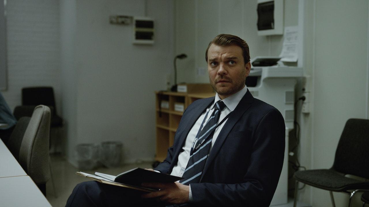 Investigation / Tobias Lindholm -