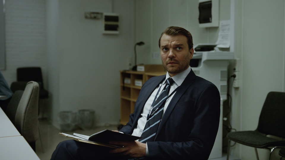 Investigation / Tobias Lindholm