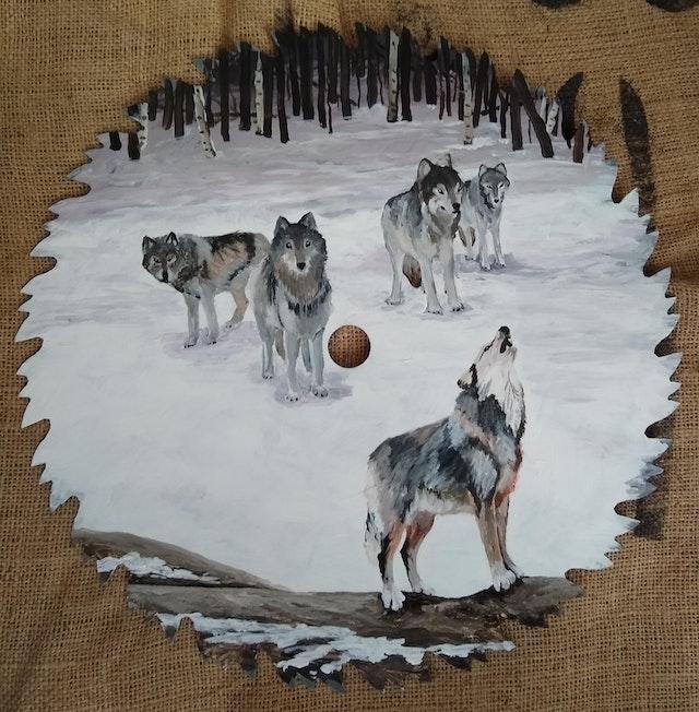 sawblade wolfpack