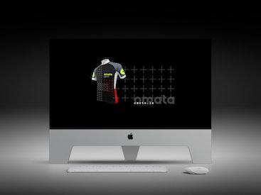 Omata brand identity ≥