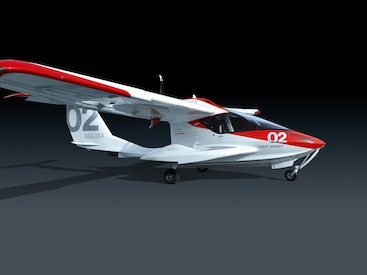 Icon A5 trainer livery ≥