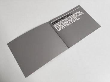 Icon A5 brochure ≥