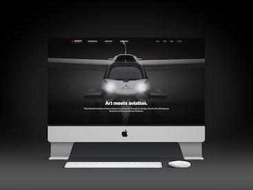 Icon Aircraft website ≥