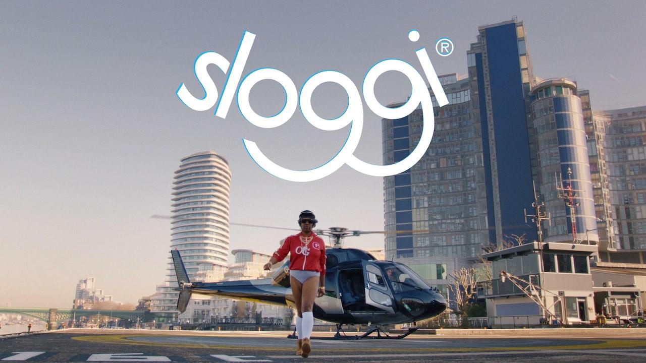 Sloggi has landed