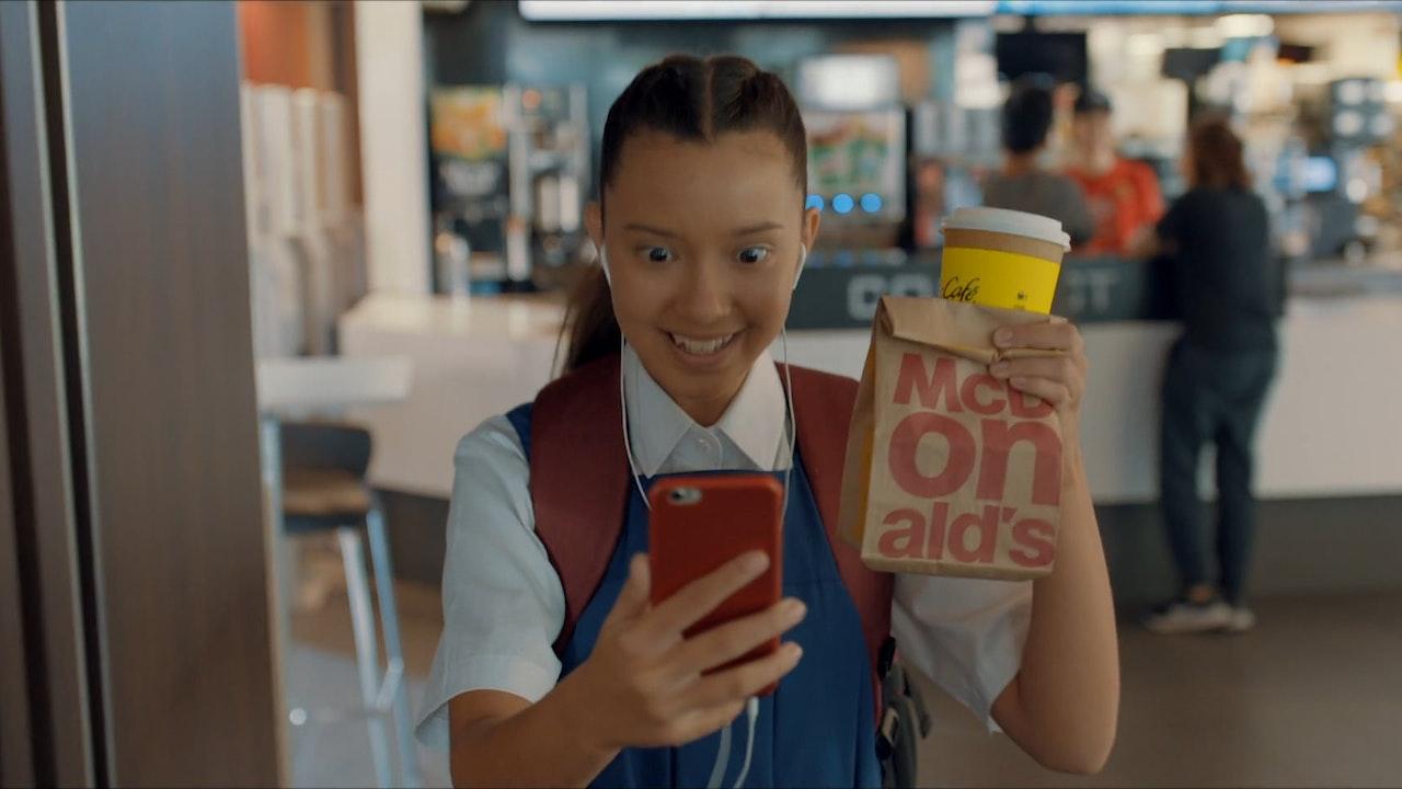 McDonalds | Grab & Go