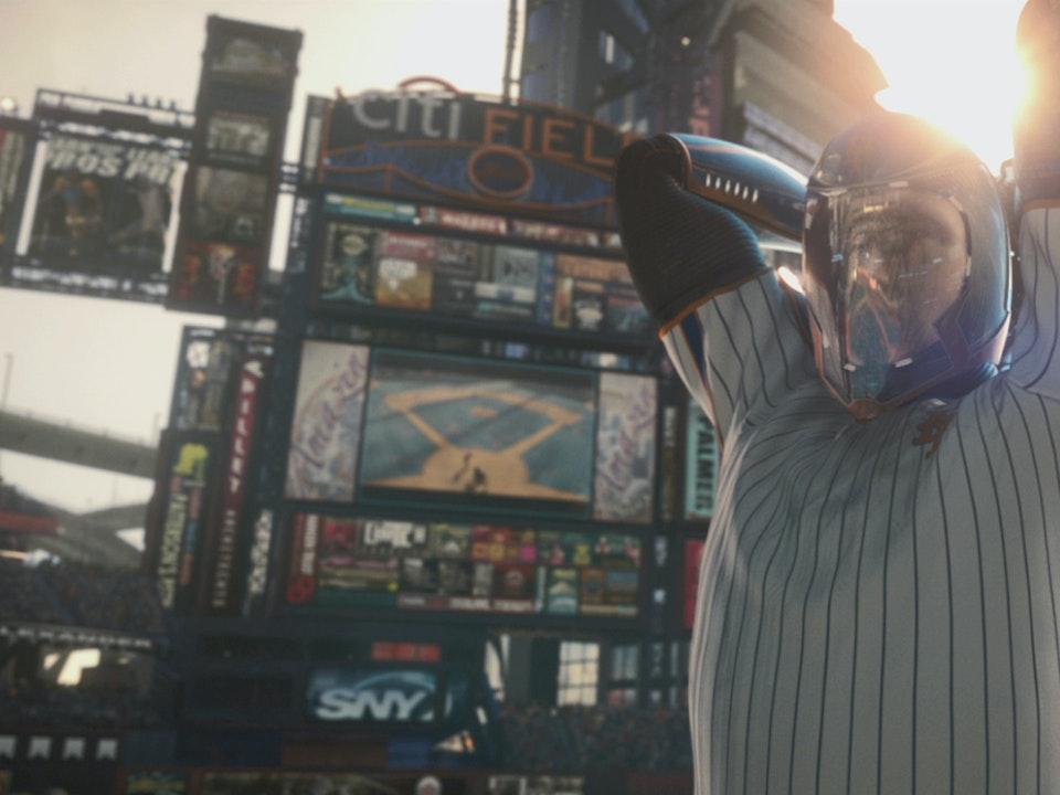 vaypor.com - NY Mets - Ball Unleashed