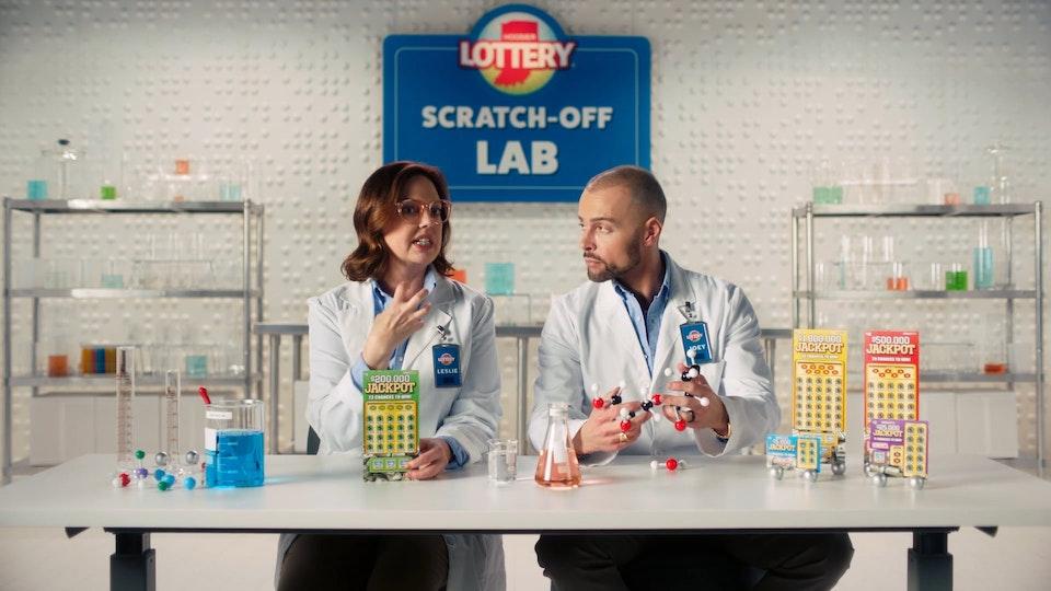 Hoosier Lottery - Jackpot TV Campaign Jackpot TV :15