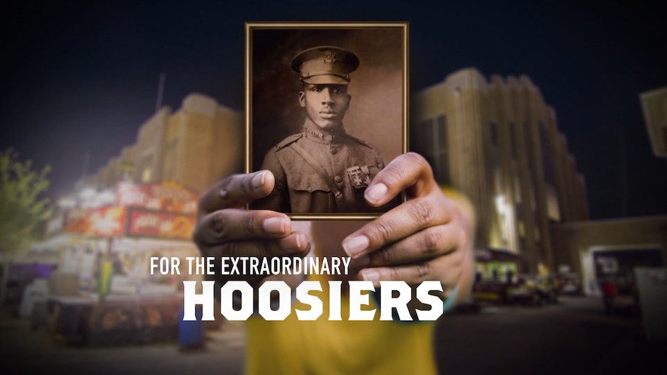 """Indiana State Fair 2019 Heroes Campaign ISF 2019 - """"Military Heroes"""""""