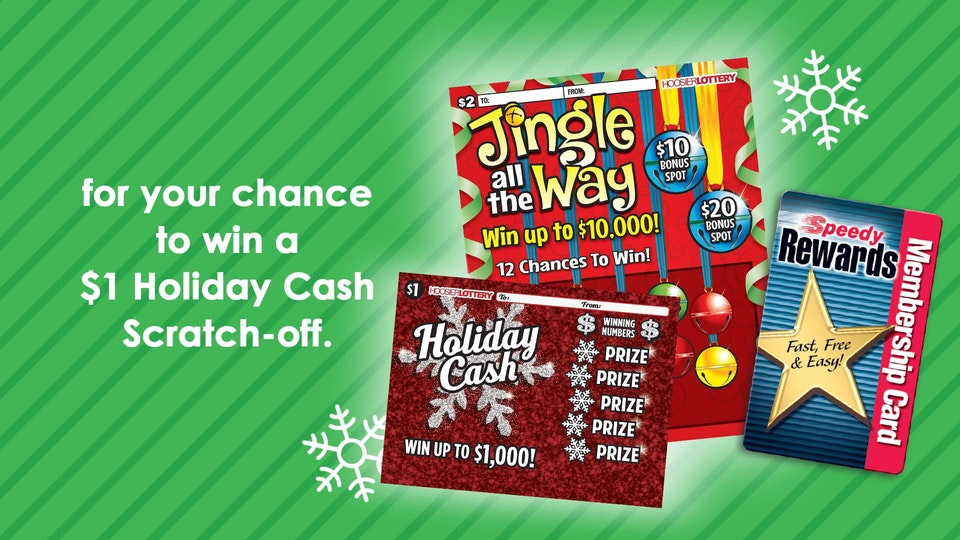 Hoosier Lottery - A Little Cheer Campaign A Little Cheer GSTV Animated :15