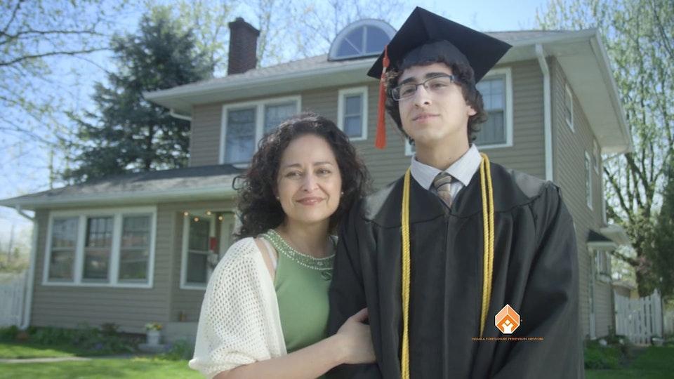 Indiana's Hardest Hit Fund Campaign Single Mom 30 - Indiana's Hardest Hit Fund