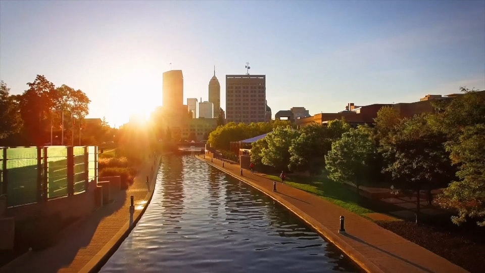 """Indiana Office of Tourism Development Campaign 2017 """"Visit Indy"""" Indiana Office of Tourism Development 2017"""