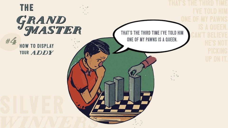 AAF Interstitials The Grand Master