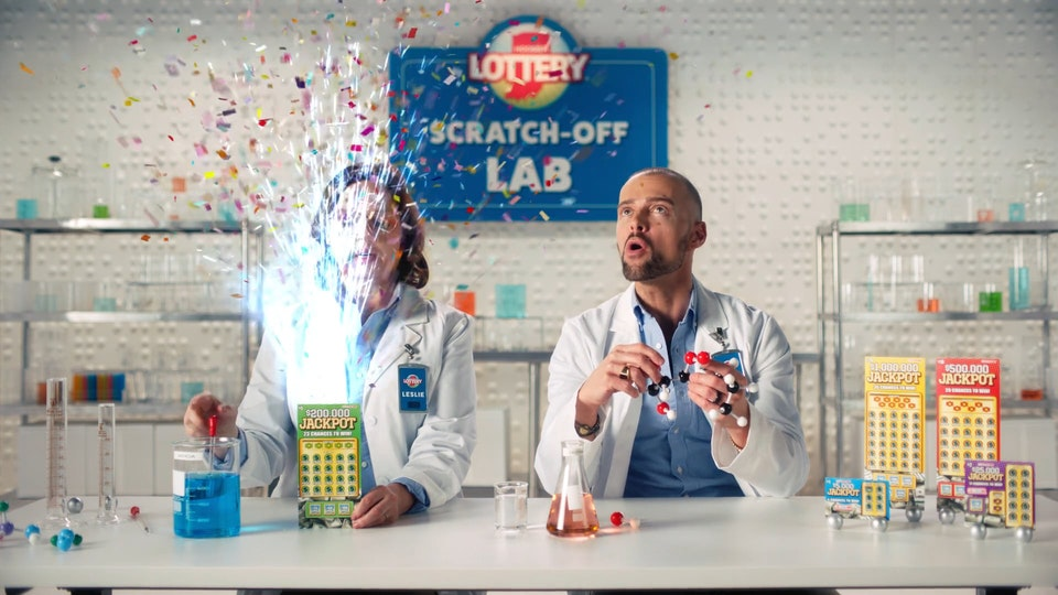 CMG - Hoosier Lottery - Jackpot TV Campaign
