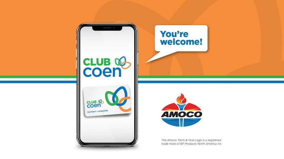Coen Markets Branding Campaign Coen Markets Branding Campaign - Coen (With Fuel) TV