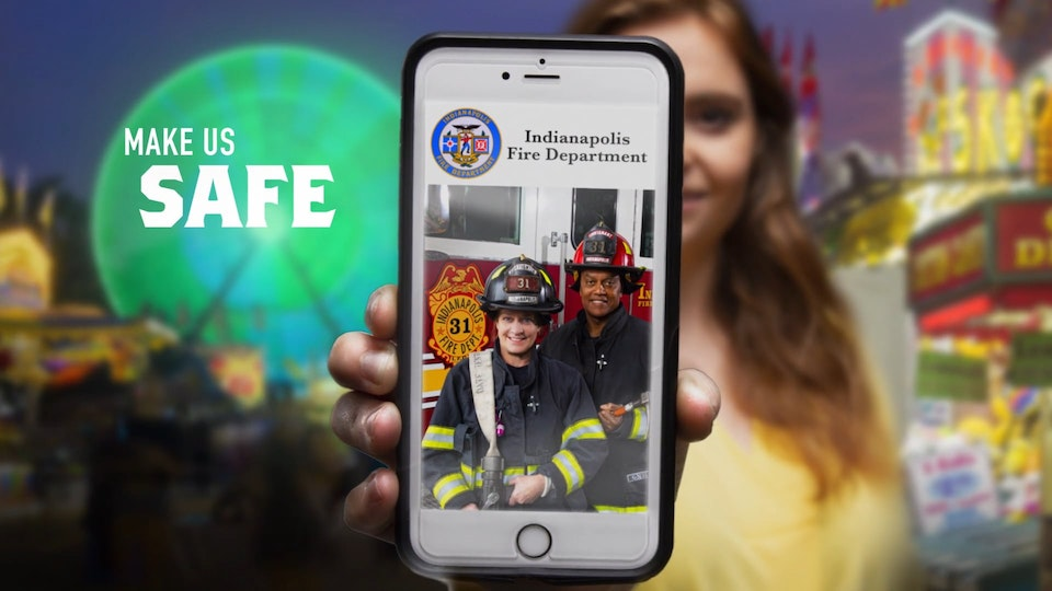 """Indiana State Fair 2019 Heroes Campaign ISF 2019 - """"Heroes in the Heartland"""""""