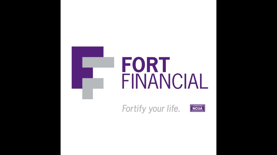 Fort Financial Animated Campaign Fort Financial - Mobile Banking TV - Social 1X1