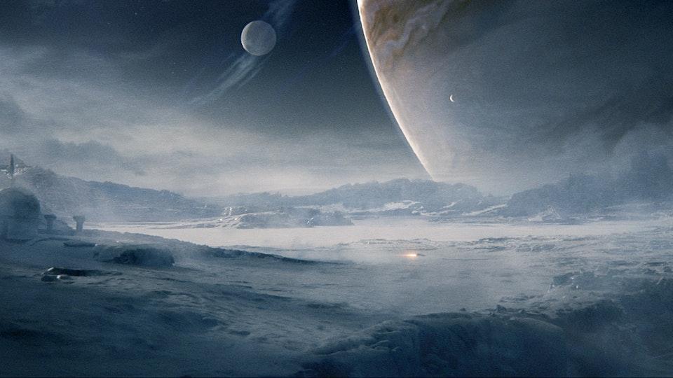 Destiny 2: Beyond Light Reveal Trailer