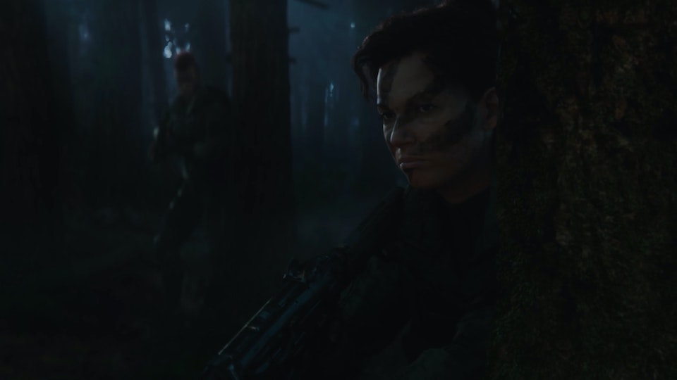 Call of Duty: Black Ops 4 Cinematic