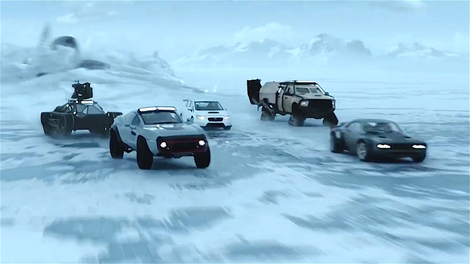Fate of the Furious
