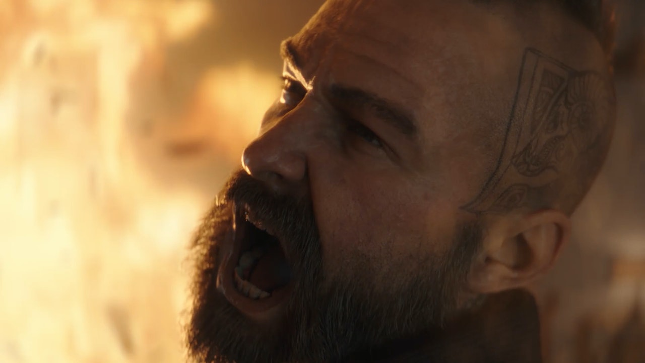 Call of Duty: Black Ops 4 Cinematic -