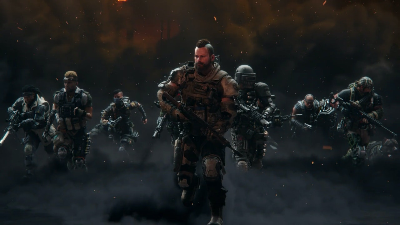 Call of Duty: Black Ops 4 Commercial -