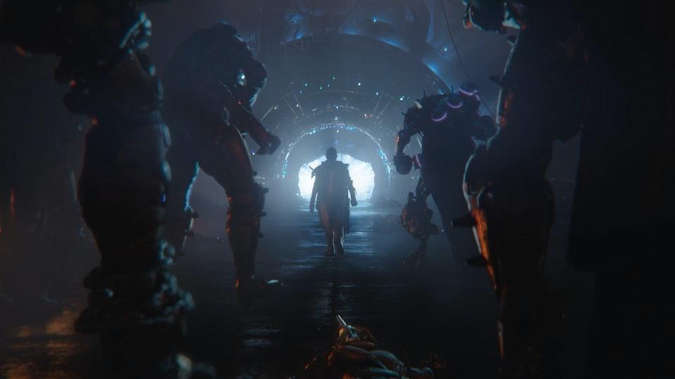Destiny 2: Cayde Cinematic