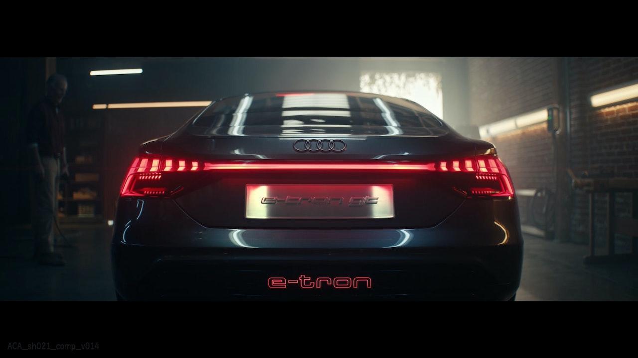 Audi Superbowl -
