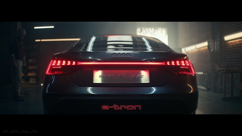 Audi Superbowl