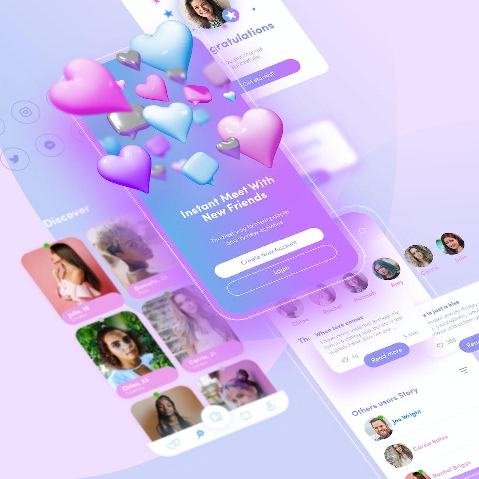 Miro Muller - Dating App