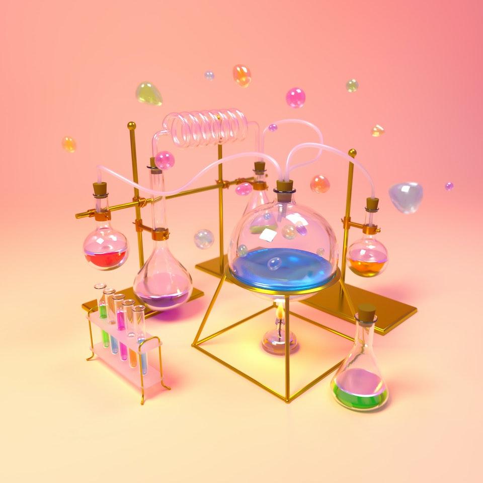 Miro Muller - Fairy Chemistry