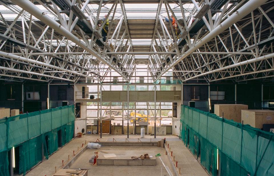 Sainsbury Centre Refurbishment 2004 - 2006