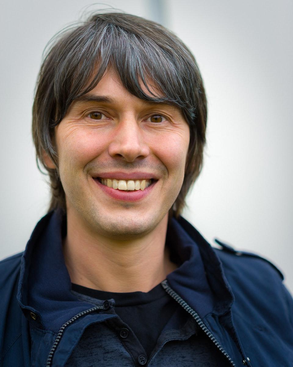 Portraits - Brain Cox, Scientist and  Broadcaster