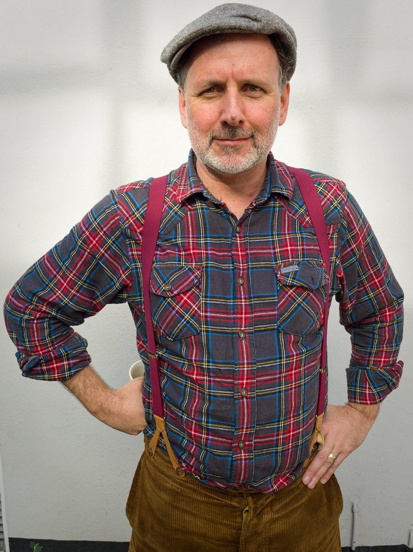 Portraits - Ian Johnson, Music Impresario and Manager