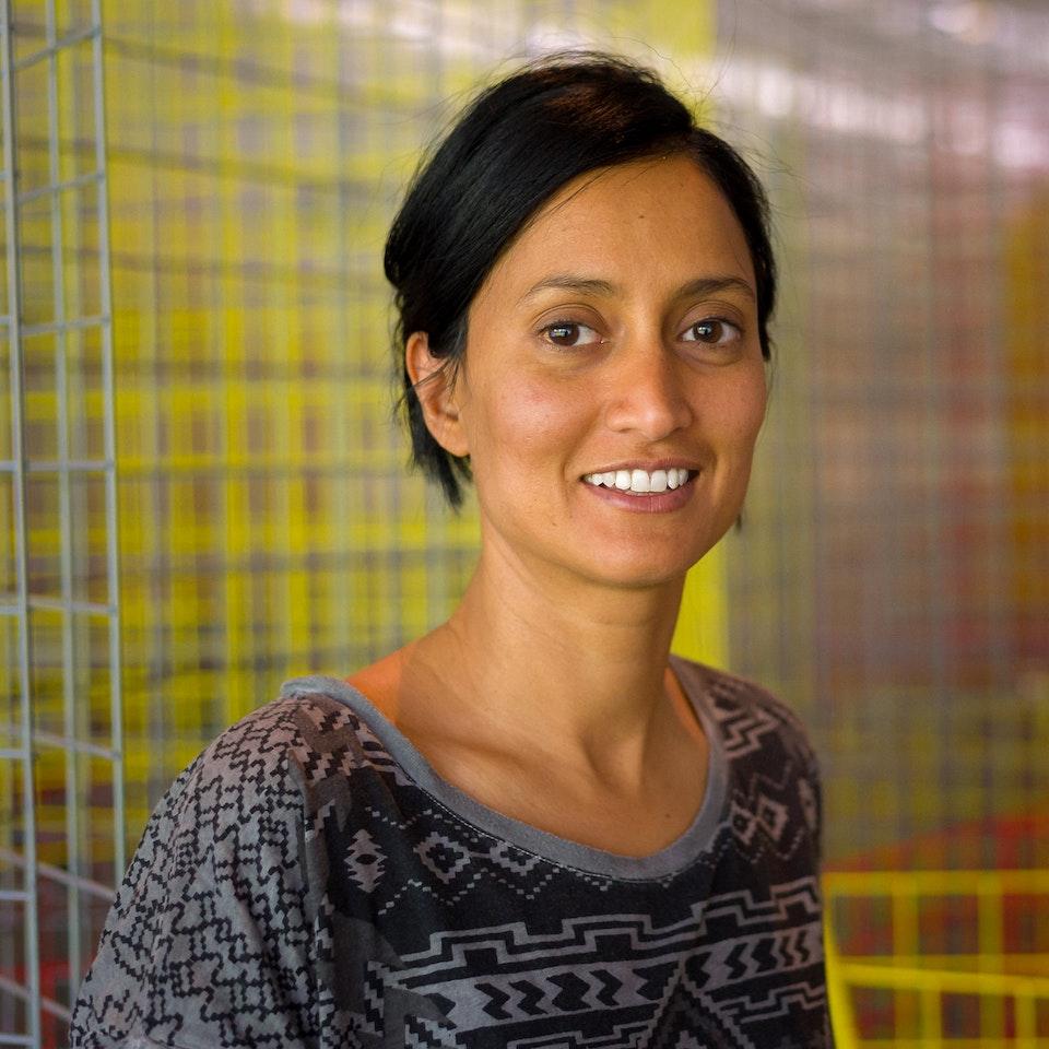 Portraits - Rana Begum, Artist
