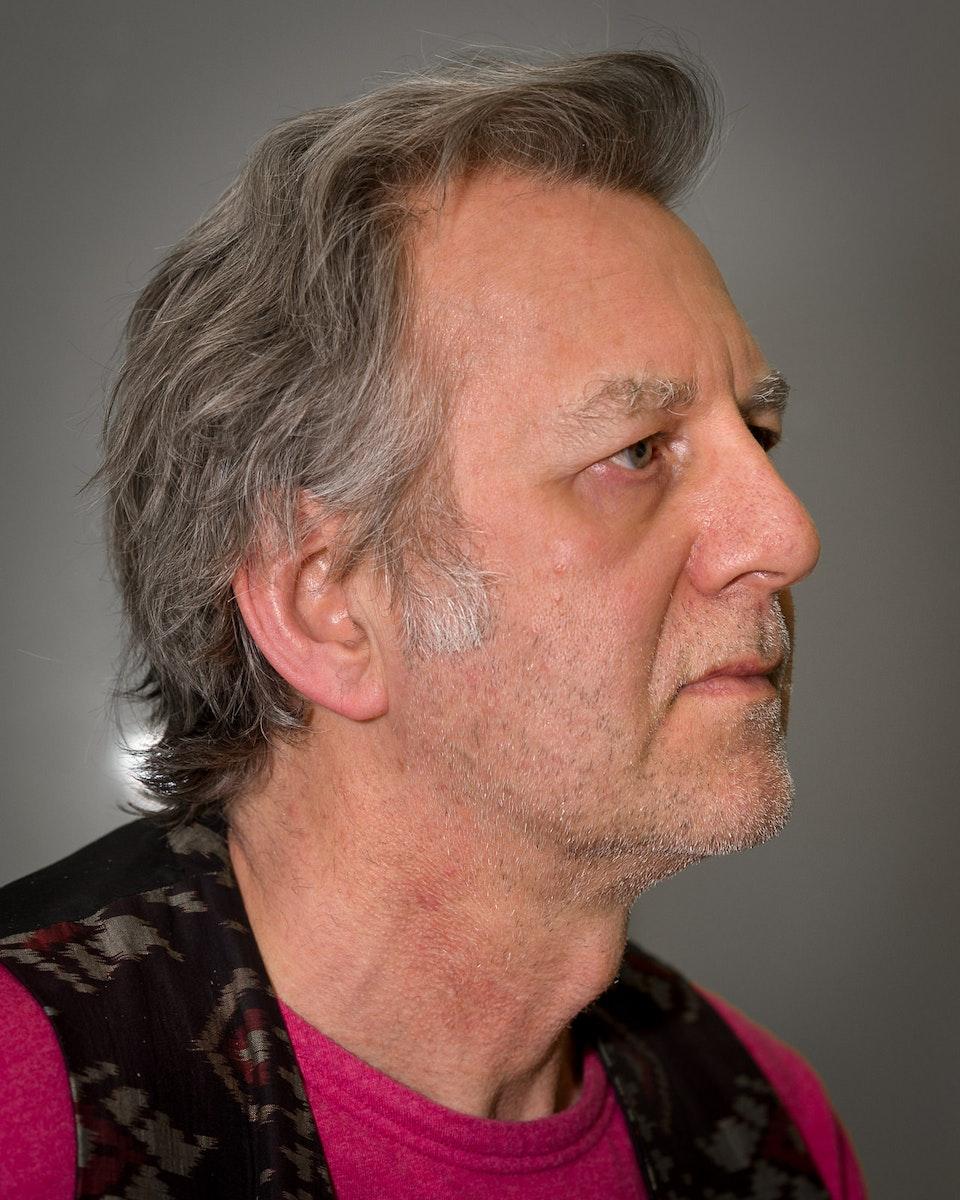 Portraits - Michael Brennand-Wood, Artist