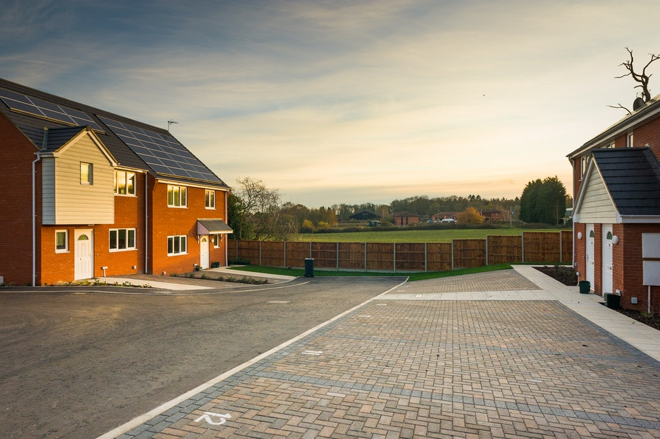 2008 - 2014 - Rackheath Eco Houses