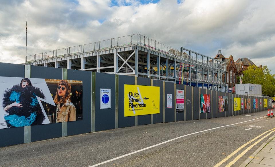 NUA Duke St extension 2019 - 2021