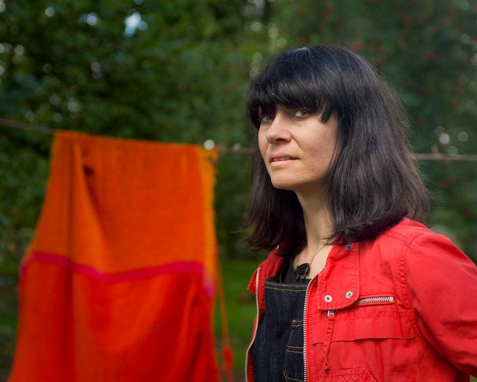 Portraits - Karen Reilly, Singer/Songwriter The Neutrenos
